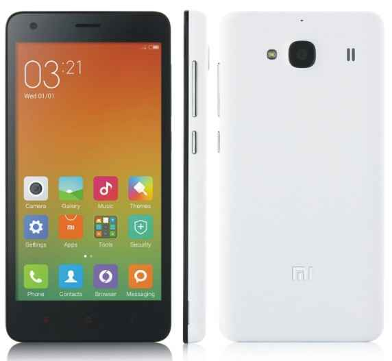 Review, Harga & Spesifikasi Smartphone Xiaomi Redmi 2