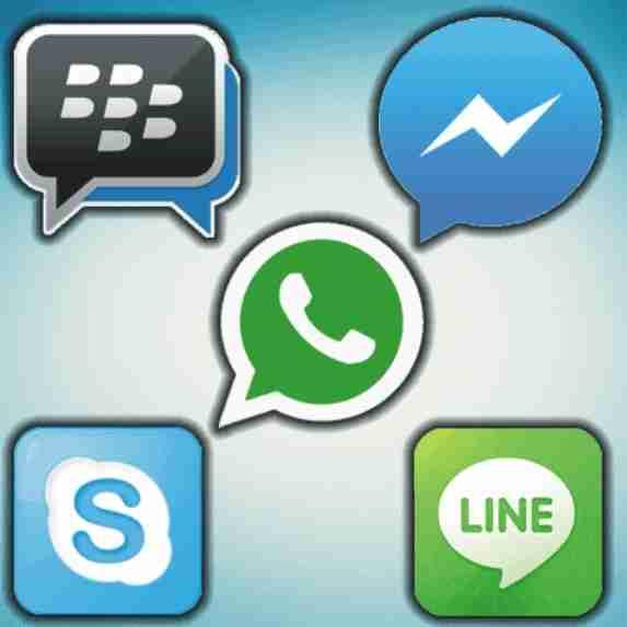 aplikasi messenger terbaik