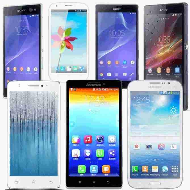 daftar smartphone 4G termurah