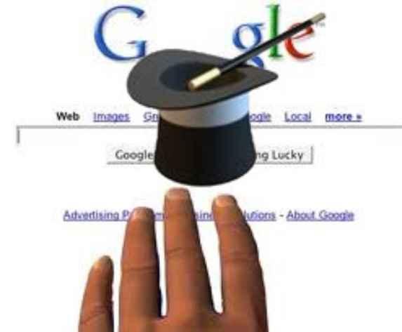 trik rahasia google