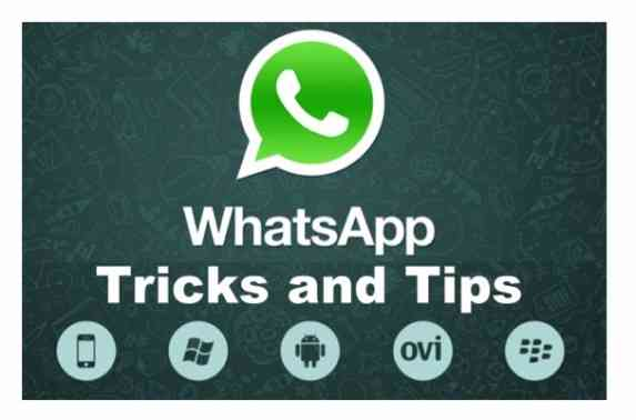 tips & trik WhatsApp