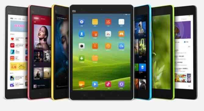 harga & spesifikasi Xiaomi MiPad