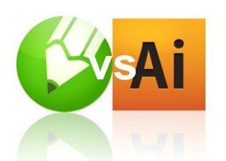 Adobe Illustrator VS Corel Draw, mana yang lebih bagus?