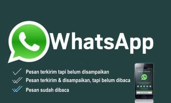Mengenal Arti Tanda Cek Di WhatsApp