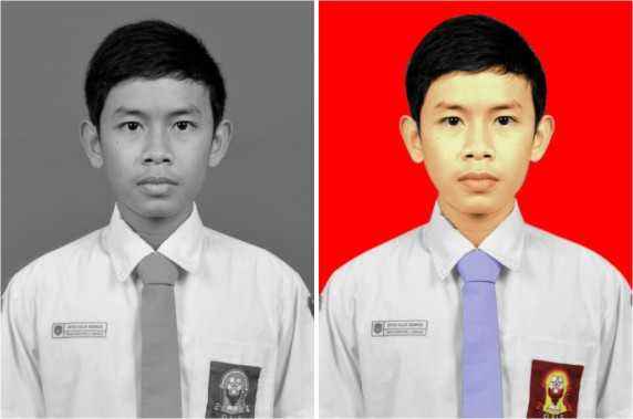 Cara merubah foto hitam putih menjadi warna di Photoshop