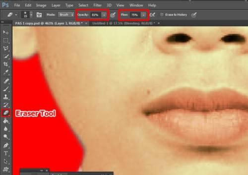 Langkah kesebelas Cara edit foto hitam putih menjadi warna di Photoshop
