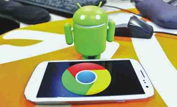 Cara Mempercepat Loading Google Chrome di Android