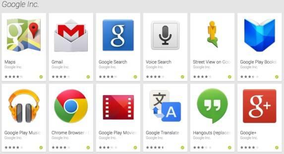 aplikasi pengganti Google Apps