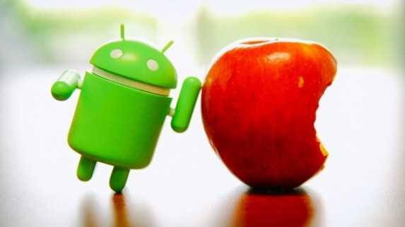 alasan apple membenci android