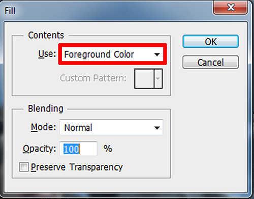 langkah ke delapan Cara Membuat Efek Fisheye Menggunakan Photoshop
