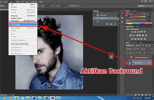 langkah 6 Cara Membuat Desain Kaos Tipografi dengan Photoshop