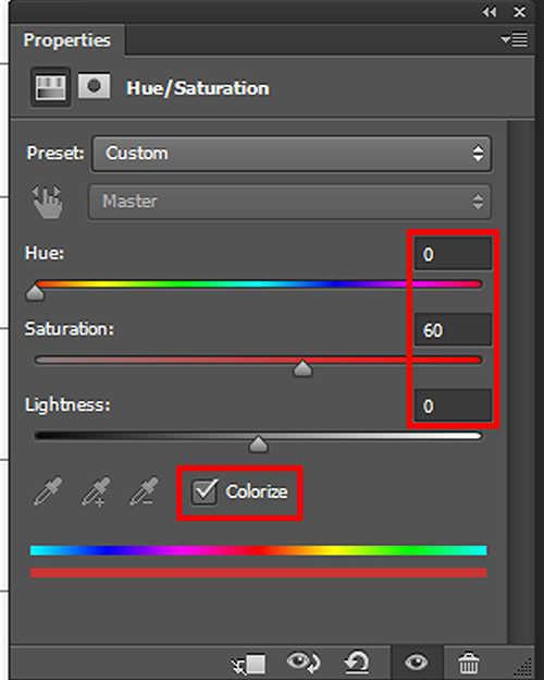 langkah ke lima belas Cara Membuat Efek Color Grid (Efek Kotak Warna) Dengan Photoshop