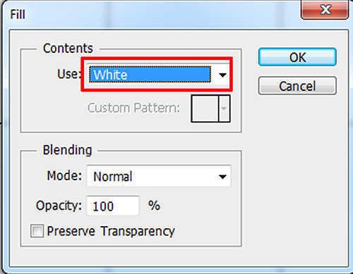 langkah ke delapan Cara Membuat Efek Color Grid (Efek Kotak Warna) Dengan Photoshop