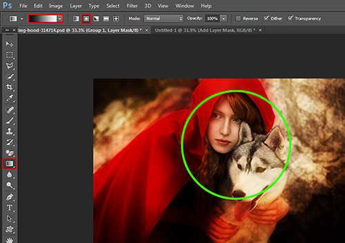 langkah ke sepuluh Cara Membuat Efek Glow Dengan Photoshop