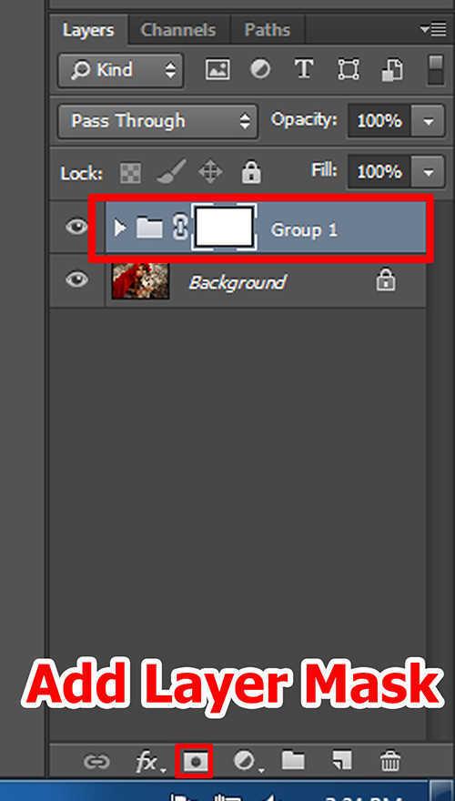 langkah ke sembilan Cara Membuat Efek Glow Dengan Photoshop