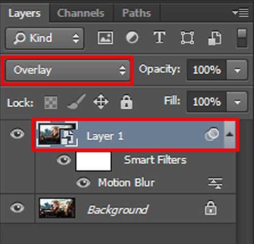 langkah ke tiga Cara Membuat Efek Panas Pada Foto Dengan Photoshop
