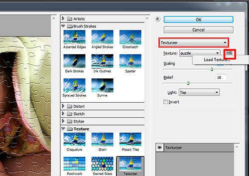 Cara Membuat Efek Puzzle dengan Photoshop (3)