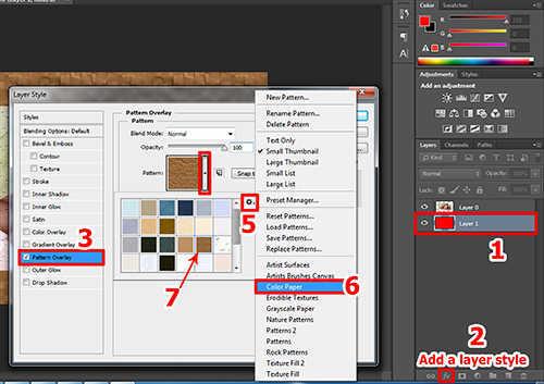 Cara Membuat Efek Puzzle dengan Photoshop (7)