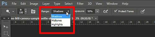 langkah ke tujuh Cara Memutihkan Wajah Dengan Photoshop