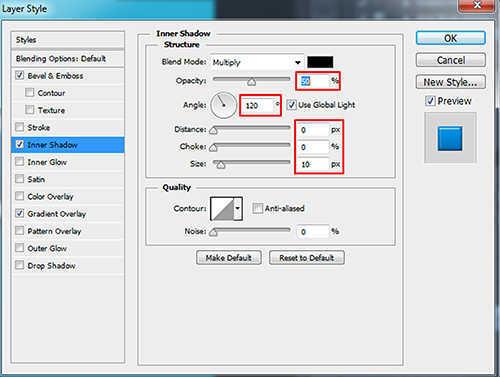langkah ke enam belas Cara Membuat Efek Stiker 3D pada Teks dengan Photoshop