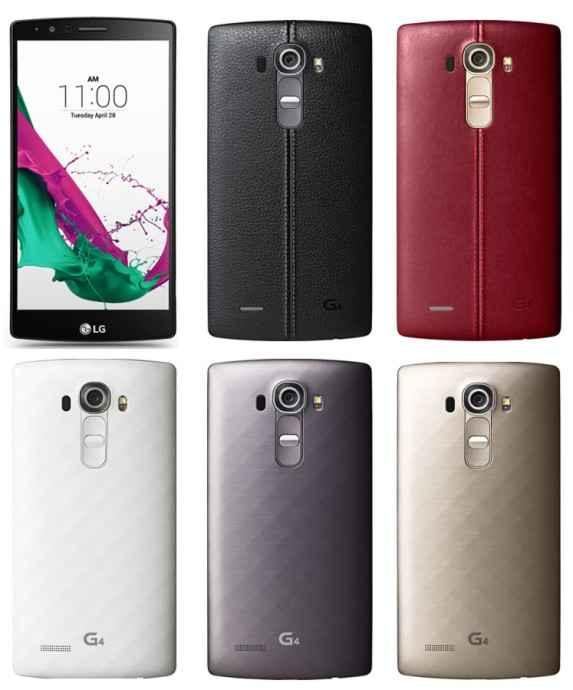 Review, Harga & Spesifikasi Smartphone LG G4