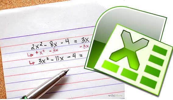 Rumus Penjumlahan, Pengurangan, Pembagian dan Perkalian di Excel