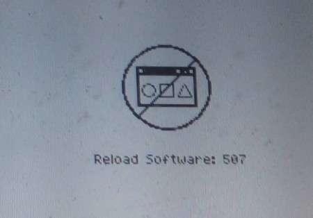 Langkah ketiga cara flash atau install ulang Blackberry Curve 8520