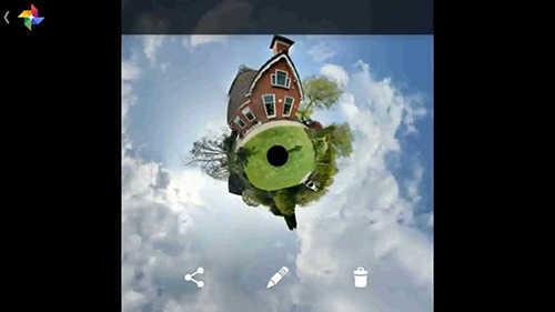 Aplikasi Kamera Fisheye Android