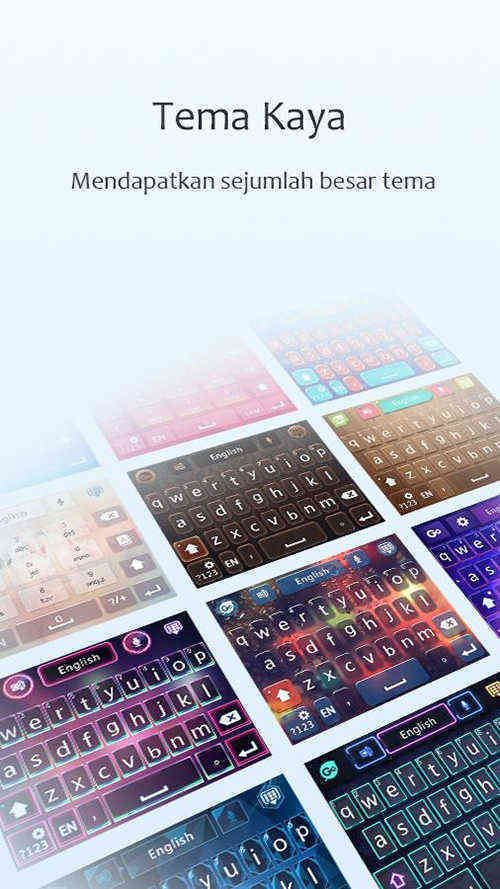 Aplikasi Keyboard Android