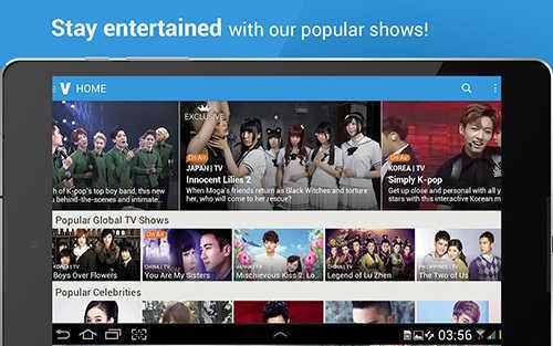 aplikasi streaming tv android