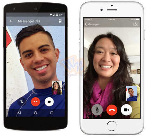 Aplikasi Video Chat Android