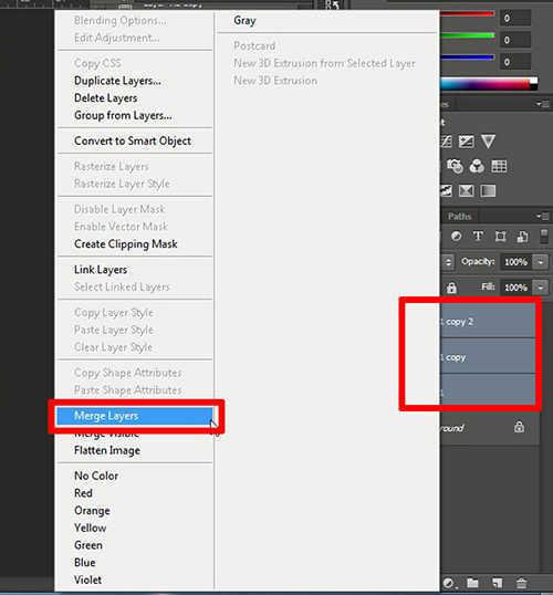 langkah ke sepuluh Cara Membuat Sketsa Wajah Dengan Photoshop