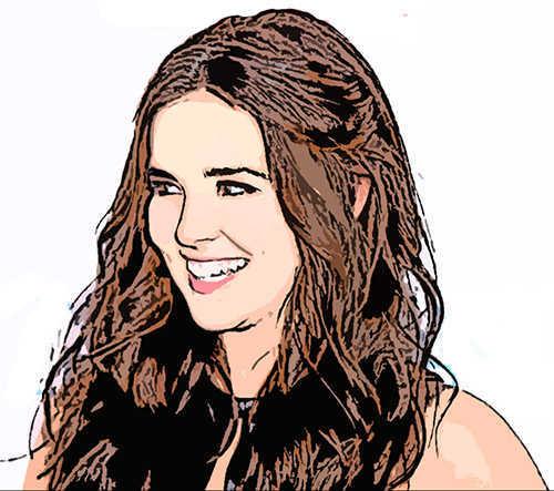 hasil akhir Cara Mengubah Foto Jadi Kartun dengan Adobe Photoshop