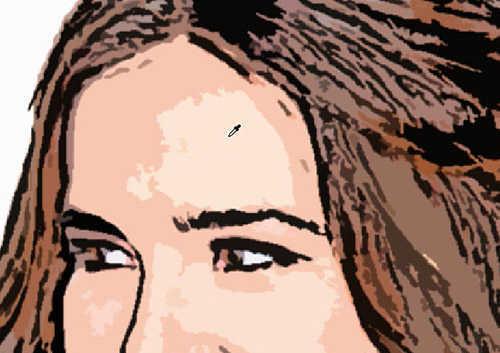 langkah ke delapan Cara Mengubah Foto Jadi Kartun dengan Adobe Photoshop