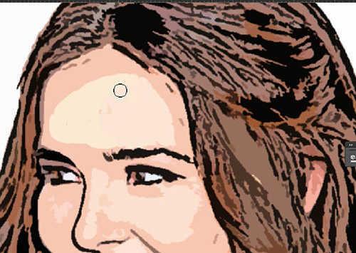 langkah ke sembilan Cara Mengubah Foto Jadi Kartun dengan Adobe Photoshop
