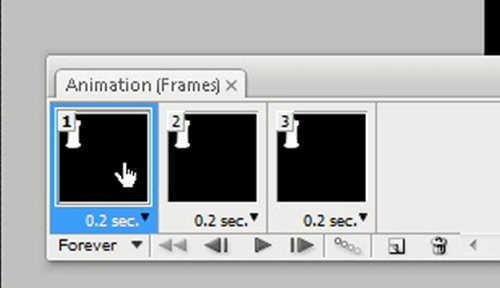 langkah ke delapan Cara membuat GIF dengan photoshop