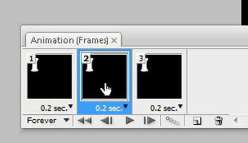 langkah ke sembilan Cara membuat GIF dengan photoshop