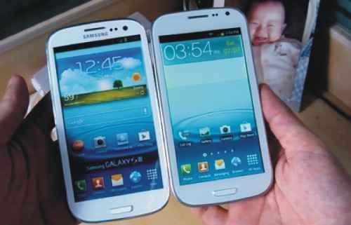 Cara Membedakan Samsung Asli dan Samsung Palsu