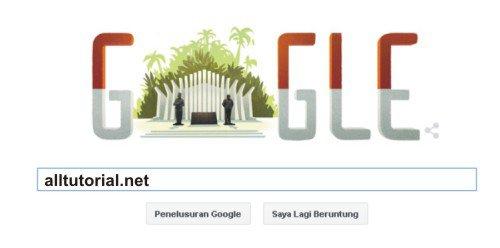 Google Meriahkan Hari Kemerdekaan Indonesia ke-70