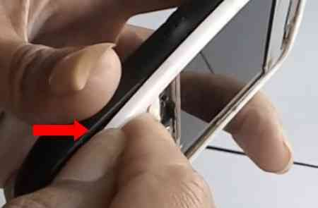 tutorial Cara Membuka Casing Blackberry Curve 8520
