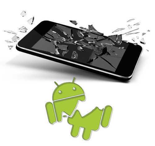 Penyebab hp android cepat rusak