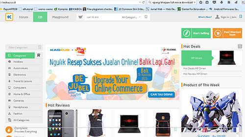 Toko Online  jual beli online