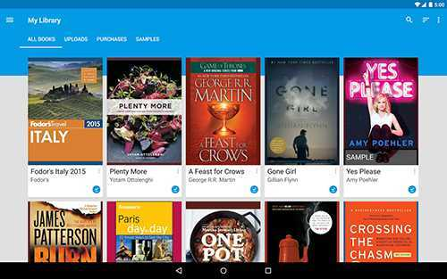 aplikasi baca buku di android