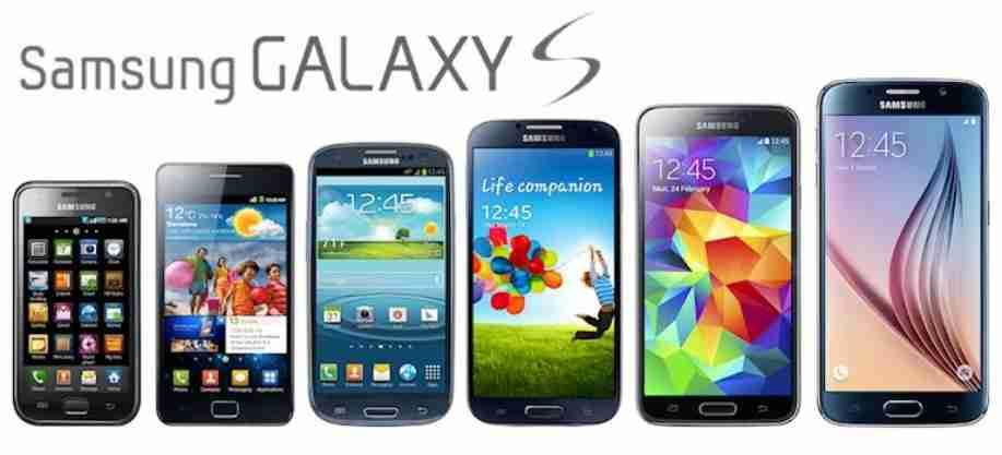sejarah seri samsung Galaxy S