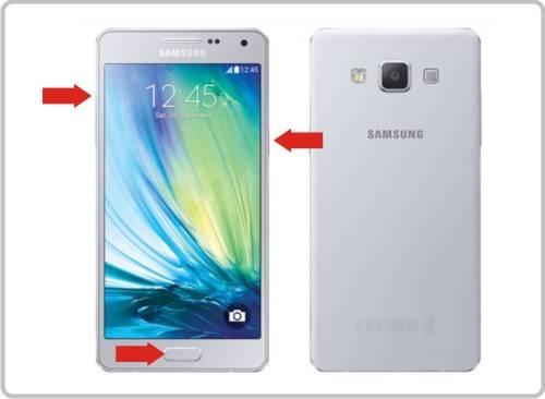 Cara Hard Reset & Factory Reset Samsung Galaxy J3