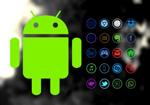 Icon Pack Android Terbaik