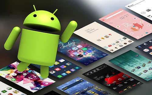 Launcher Ringan untuk Android
