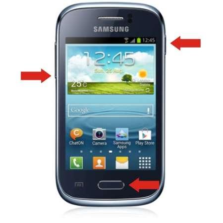 Cara Flash Samsung Galaxy Young S6310 Via Odin