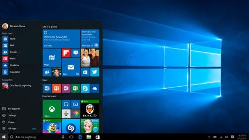 Inilah Spesifikasi Minimum Windows 10 & syarat upgrade gratis