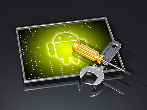 mengatasi virus di android
